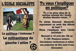 tract socialiste